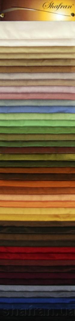Цветовая палитра DOUBLE TAFTA состоит из 44 цветов